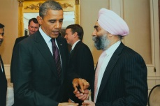 Amar Sawhney pen Barack Obama