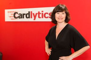 Cardlytics co-founder Lynne Laube saw revolutionary growth in electronic payments, which led to development of Cardlytics.   Photo by Lorikay.